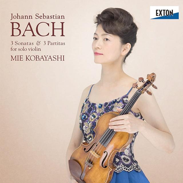 J.S.バッハ:無伴奏ヴァイオリン・ソナタ&パルティータ 全曲 《2枚組》